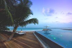 a359d1819 Kuramathi Island Resort Maldives Islands Nexus Travel Solutions Luxury  Holidays-Infinity pool 3 Kuramathi