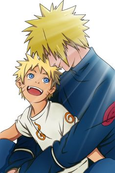 minato and naruto - Google Search