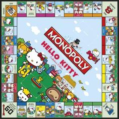 MONOPOLY: Hello Kitty Collector's Edition | USAopoly