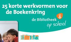 Werkvormen die je in de Boekenkring kunt doen Kids Library, Teaching Reading, Spelling, Classroom, Activities, Education, Books, Dyslexia, First Class