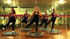 Jump Show - Aula Bônus - 2015 - Professora: Patrícia Barroso
