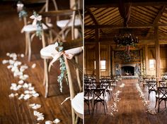 Devil's Thumb Ranch wedding in Tabernash, Colorado photographed by IN Photography.