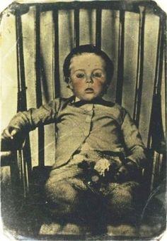 Post Mortem Child Sick Photo