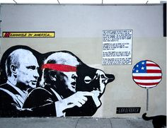 From England and Austria to New York and Los Angeles, the writing is on the wall.