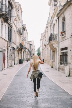 Bordeaux, Reisen In Europa, Street View, Travel Outfits, Travel Report, Travel Inspiration, Culture, France, Wine