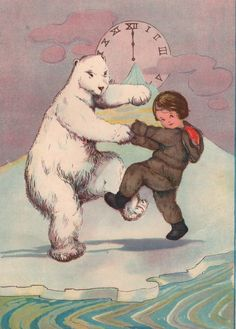 Margaret Evans Price / Polar Bear at the Zoo Children's Book Illustration, Character Illustration, Zany Zoo, Decoupage, Mother Goose And Grimm, Storybook Characters, Dogs And Kids, Poster Prints, Art Prints
