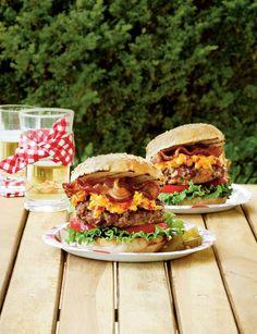 Burgers―Any Way You Like 'Em | Southern Living