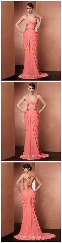 Brilliant evening wedding dress.Do you think like that?Because i like it.