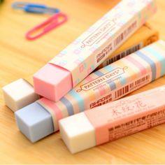 Slim Pencil Eraser