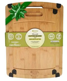 Ten Amazing Bamboo Kitchen Tools You Simply Must Have Best Cutting Board, Wood Cutting Boards, Bamboo Cutting Board, Cool Kitchen Gadgets, Kitchen Tools, Cool Kitchens, Olive Kitchen, Royal Craft, Wooden Fork