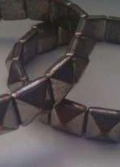 Kup mój przedmiot na #Vinted http://www.vinted.pl/kobiety/bizuteria/9811093-metalowe-bransoletki-na-gumkach
