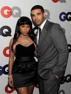 Drake and Nicki Minaj :)