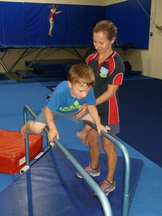 Seacliff Pre-Gym (age 4 - 5 yrs) Movement enhances fitness, muscle tone, flexibility, coordination & balance & a positive self image.