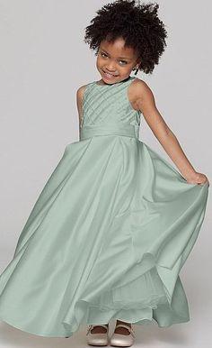 f162501f25e 18 Best Fuschia Flower Girl Dress images