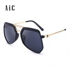 14a4ae959fce 2018 Retro Round Sunglasses women men brand designer sun glasses for  women s Alloy mirror sunglasses lentes female oculos de sol