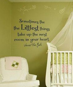 Baby nursery ideas!
