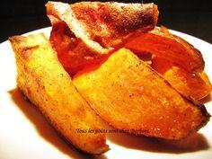 Tous les goûts sont chez Barbara: Patates douces au cari