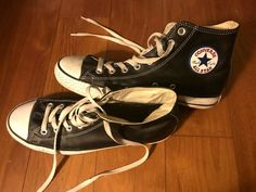 15bdd9342ccc Converse Chuck Taylor All Star Leather High Top Size 9 US  fashion   clothing  shoes  accessories  unisexclothingshoesaccs  unisexadultshoes  (ebay link)