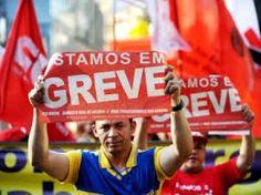 """BLOG ÁLVARO NEVES """"O ETERNO APRENDIZ"""" : TRABALHADORES DOS CORREIOS PARAM NOS ESTADOS DO SÃ..."""