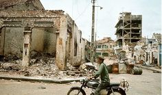 Saigon post-Tet Offensive 1968
