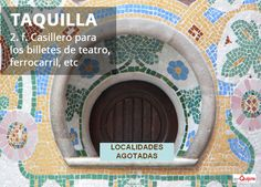 Spanish Word of the Day: TAQUILA #Spanish #EnjoySpanish http://www.donquijote.org/spanish-word-of-the-day/word/taquilla