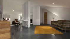 Sótão do Tiago #loftrenovation #loft #architecture #render #study #kicthen #livingroom #upcycled #storage #homedecor #furniture #interiors #interiordesign #homeinspiration #details #homesweethome #homestoriespt #umaobraumahistória
