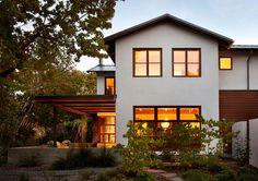 Palo Alto Residence - contemporary - exterior - san francisco - Arcanum Architecture