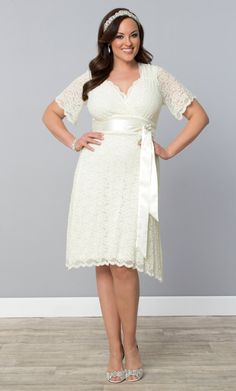 Plus Size Wedding Dresses Lace Confections Wedding Dress Women's Plus Size Clothing, Plus Size Dresses, Plus Size Fashion Trendy Dresses, Plus Size Dresses, Plus Size Outfits, Short Dresses, Plus Size Wedding Gowns, White Wedding Dresses, Bridal Dresses, Dress Wedding, Floral Dresses