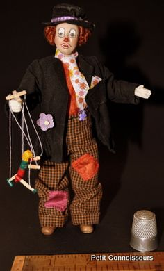 Brad the Clown by Diane Yunnie - From Our 2011 Holiday Ad