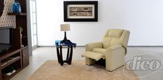 Master Marfil Floter Reclinable - Reclinables - Otros Muebles