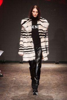 Fur-Tastic - The New York Fall 2014 Runway