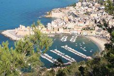 Port jachtowy Castellammare Del Golfo
