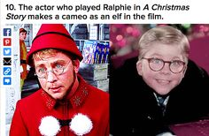 "As if I needed another reason to love ""Elf""."