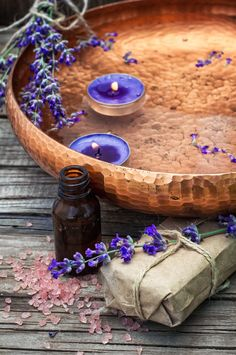 set of perfumes for spa treatments by Mykola Lunov on 500px