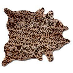 Togo Leopard Rug