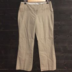 Dress pants All items listed in my closet are previously worn, and in excellent condition. Thank you for stopping in and please do not forget to follow & share. Maurices Pants