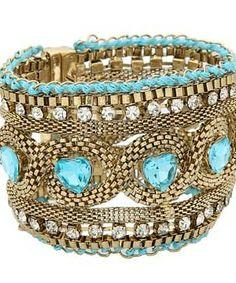 Betsey Johnson Fairyland Case Heart Blue Crystal Magnet Bracelet #accessories  #jewelry  #bracelets  https://www.heeyy.com/suggests/betsey-johnson-fairyland-case-heart-blue-crystal-magnet-bracelet-blue/