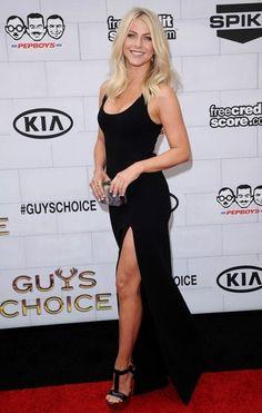 "Julianne Hough - Spike TV's 2012 ""Guys Choice"" Awards"