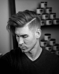 Haircut by andrewdoeshair http://ift.tt/1G1ZGJe #menshair #menshairstyles #menshaircuts #hairstylesformen #coolhaircuts #coolhairstyles #haircuts #hairstyles #barbers