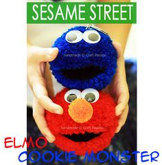cookie monster ideas
