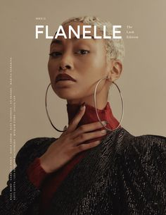 OUT NOW!  Which cover is your favorite ? 1 or 2 ?  Flanelle Magazines issue 21 The lush edition is now available online and in print. Find it at www.flanellemag.com