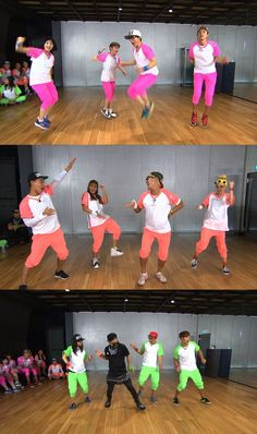 2NE1 And Running Man...And Taeyang! I had a dream with him and he was wearing that outfit XD