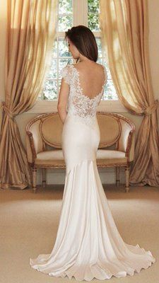 Wanda Borges - vestido de noiva