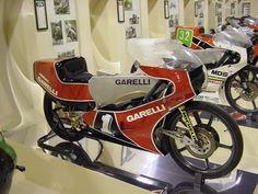 Garelli 125 cc GP - Ángel Nieto