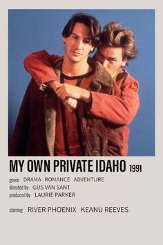 Iconic Movie Posters, Iconic Movies, Film Posters, My Own Private Idaho, Film Poster Design, Movie Tv, Movie List, Good Movies To Watch, Movie Shots