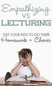 How To Handle Kids Who Won't Do Their Homework