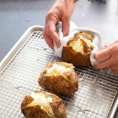 Best Baked Potatoes | America's Test Kitchen
