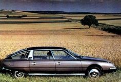 1979 Citroen CX Prestige - Robert Opron designed the CX, which was released to the public in 1974. He's widely regarded as a particularly fine designer and all of his cars have a restrained elegance and a timeless beauty. The disc hubcaps were also Opron's work. The stainless-clad C-pillar, too. I like to imagine Opron would have approved of the very fine metalic brown that this example wears, even though it was probably chosen by the marketing department.