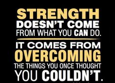 Strength - Discover your Abilities!