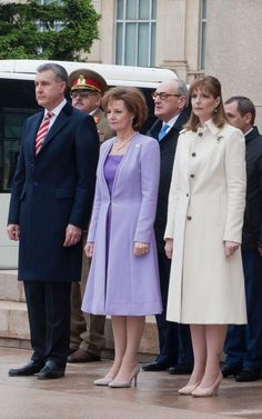 Casa Real, First Daughter, Noblesse, Royal House, Kaiser, Reyes, Eastern Europe, Romania, Royalty